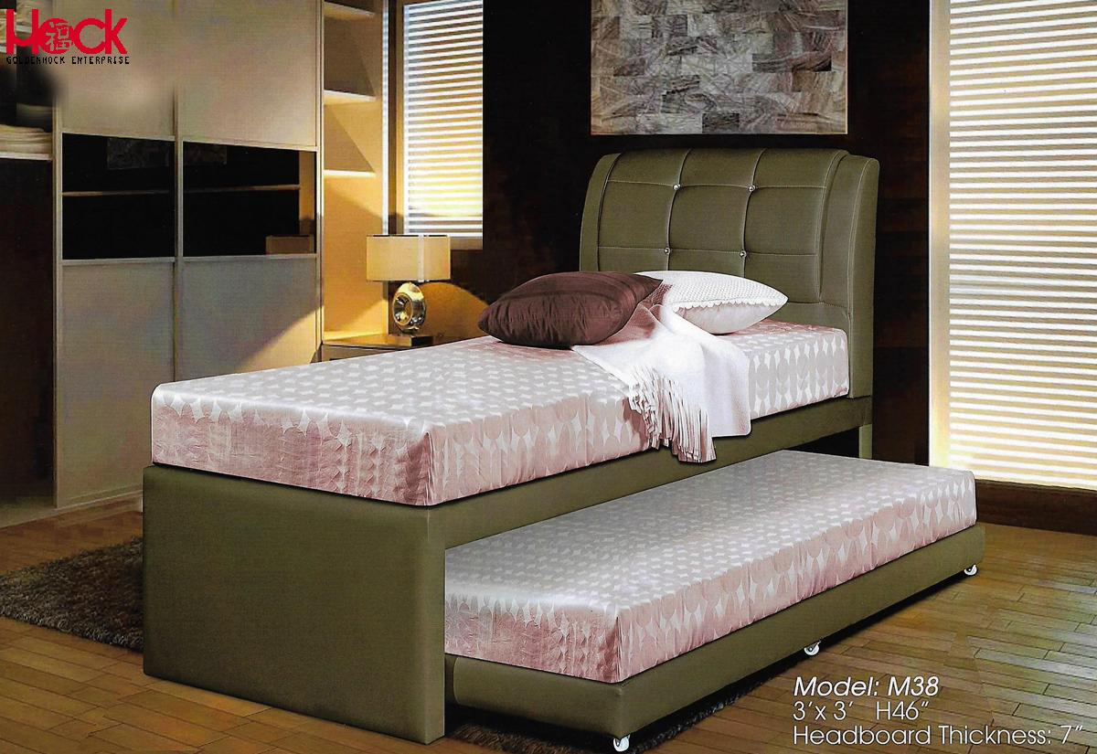 Single divan bed with pull out 38 single bed bedding your for Best single divan beds
